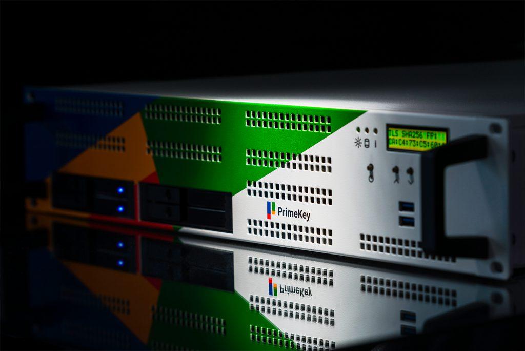 PKI Appliance and PKI hardware
